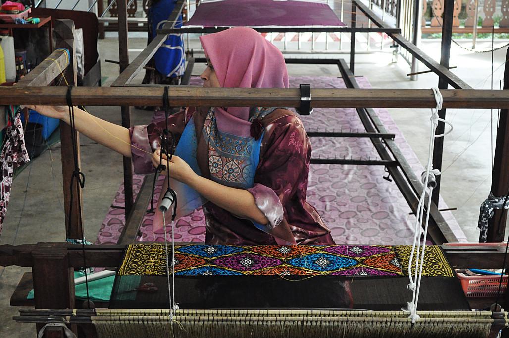 Kuala Terengganu - Noor Arfa craft centre