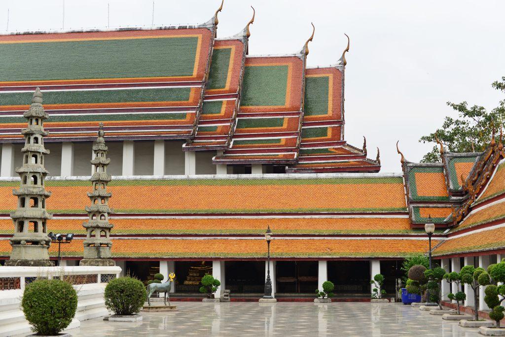 Bangkok Pom Prap Sattru Phai Wat Suthat