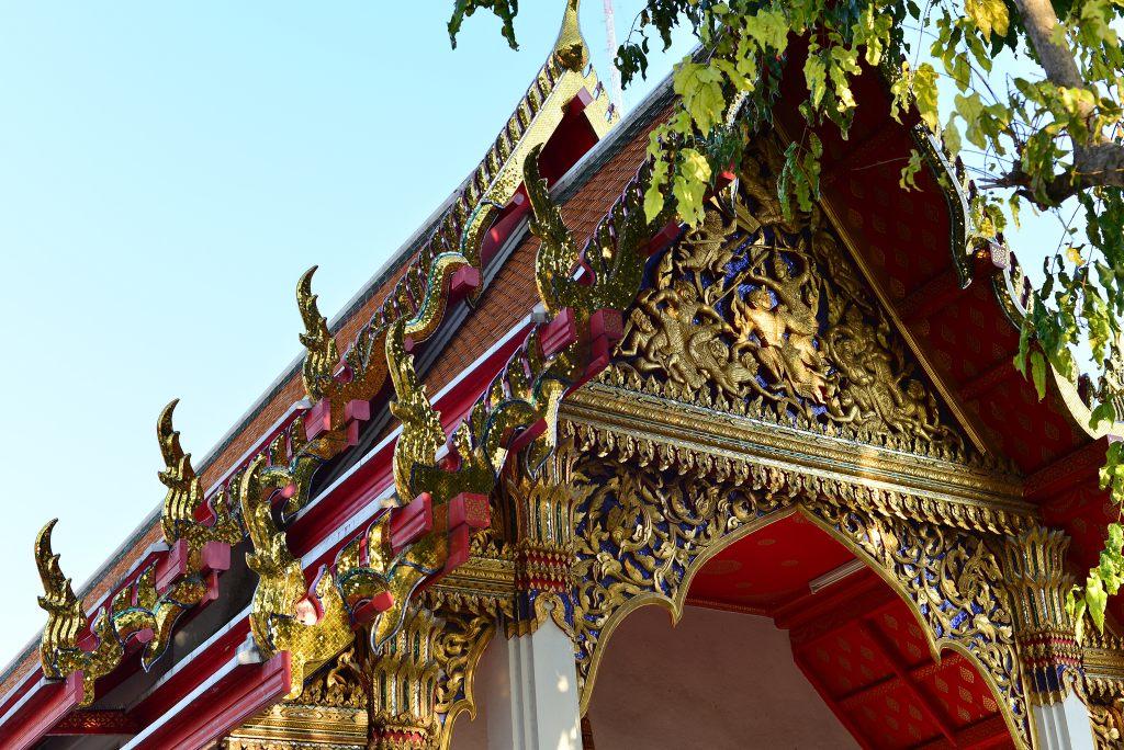 Bangkok Ko Ratanakosin Wat Pho