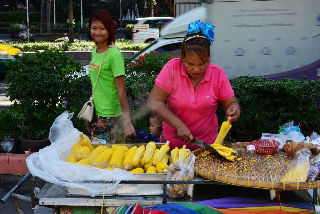Bangkok Ploenchit Road