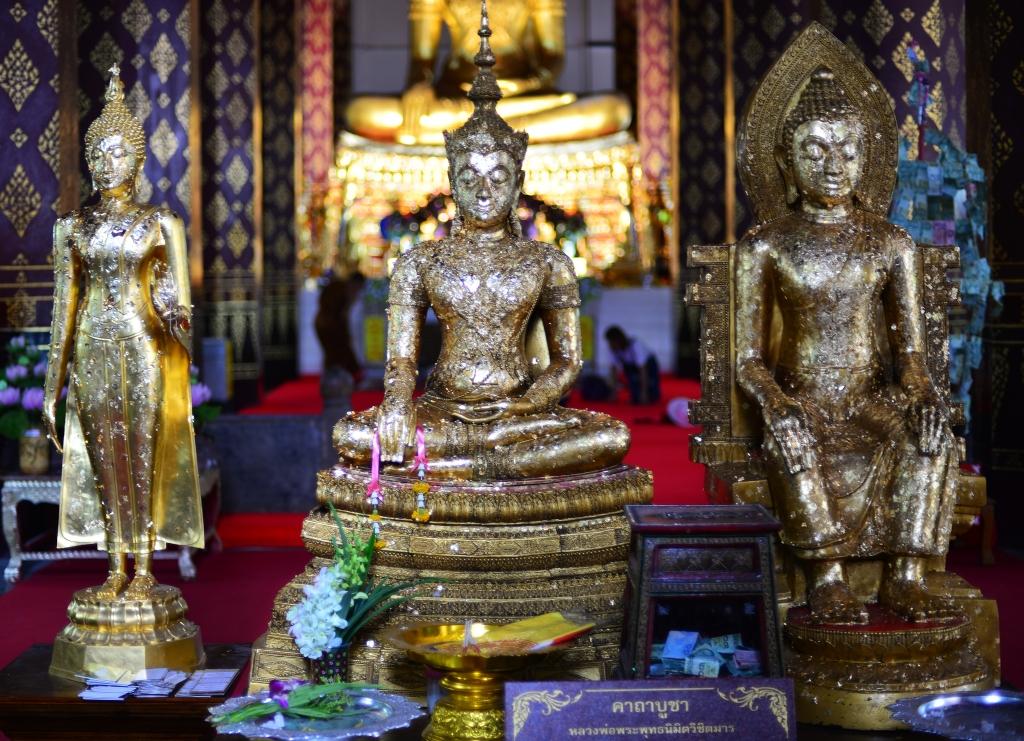 Ayutthaya Wat Na Phramen