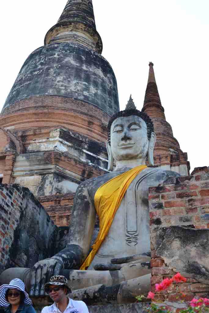 Ayutthaya Wat Yai Chai Mongkhol