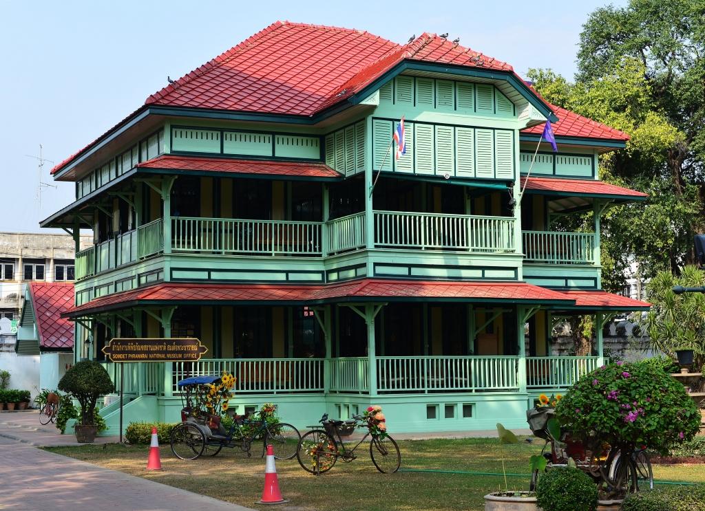Lopburi Phra Narai Ratchanivet