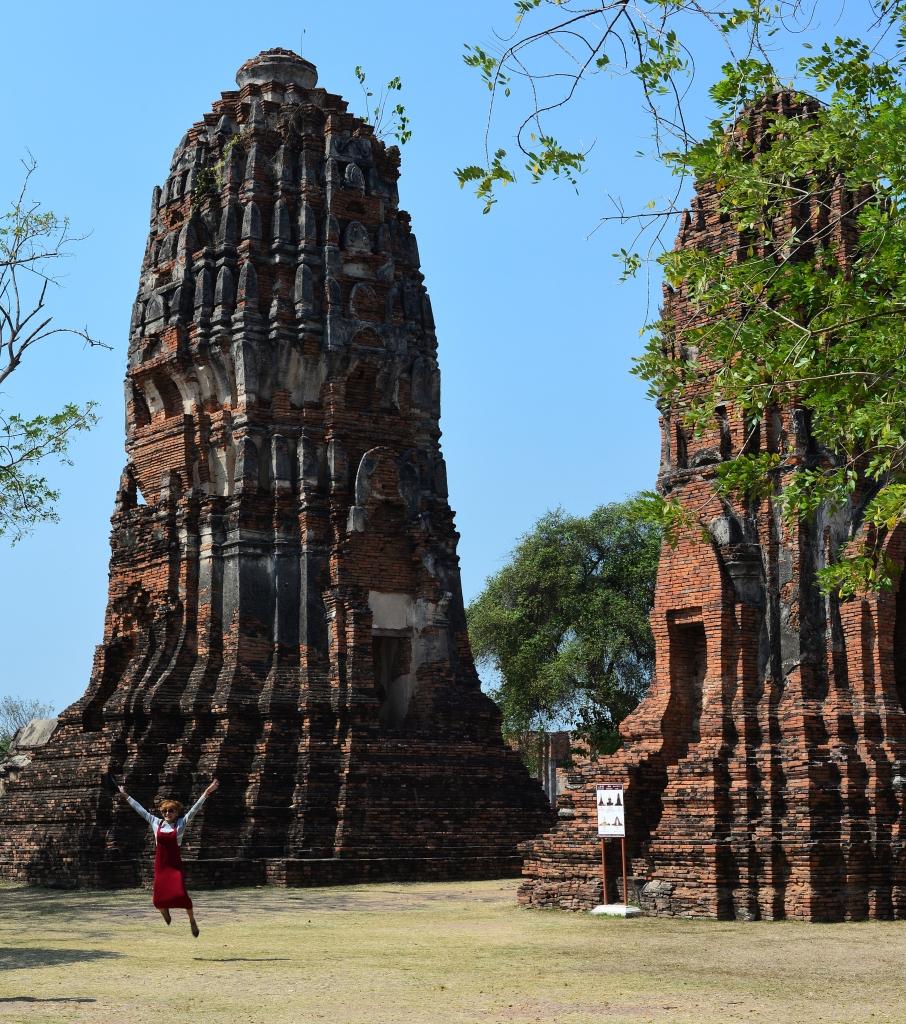 Ayutthaya Wat Maha That